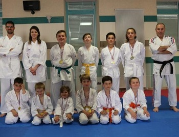 KARATE CLUB DOYET